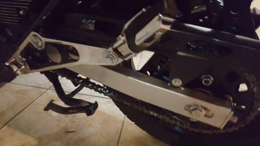 Honda CBX 750 Four - Foto #3