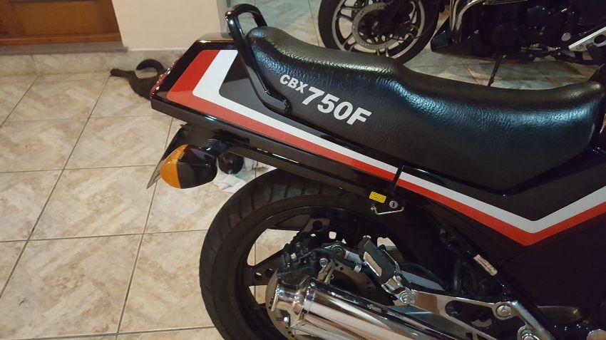 Honda CBX 750 Four - Foto #4