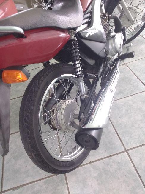 Honda CG 125 Fan ES - Foto #3