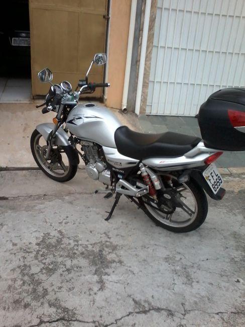 Suzuki GSR 150i - Foto #1