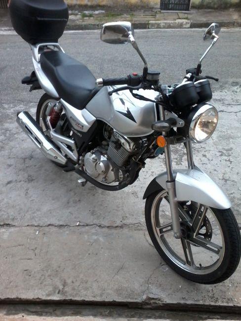 Suzuki GSR 150i - Foto #4