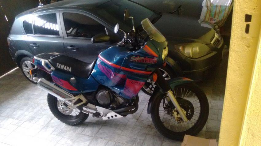 Yamaha XTZ 750 S Tenere - Foto #5