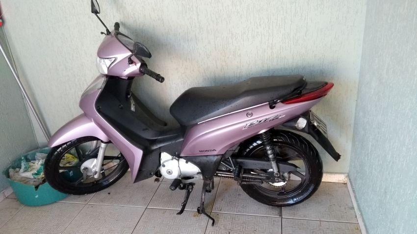 Honda Biz 125 ES - Foto #8
