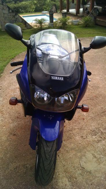 Yamaha YZF 1000 Thunderace - Foto #5