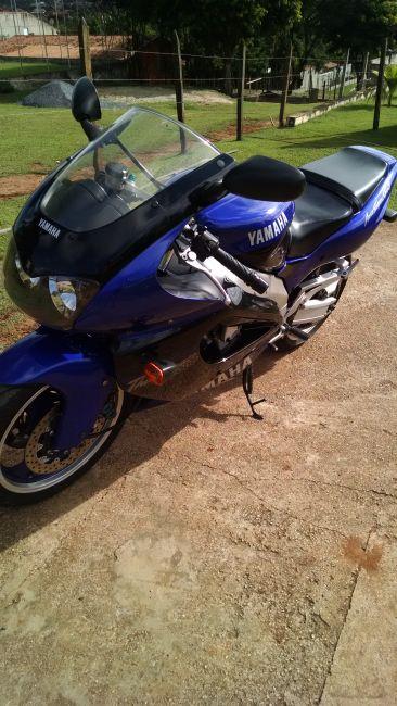 Yamaha YZF 1000 Thunderace - Foto #7