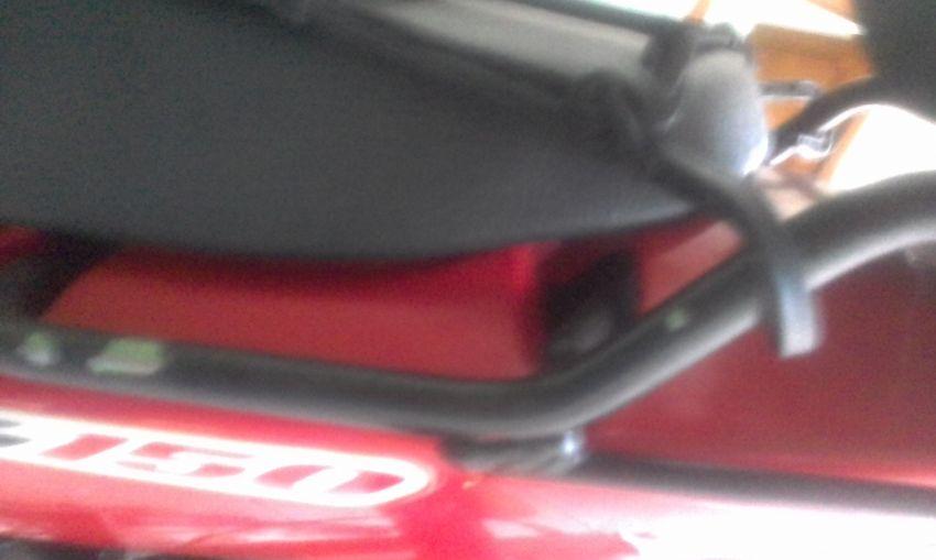 Honda CG 150 Cargo ESD - Foto #3