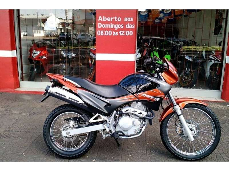 Moto Honda NX 4 Falcon - 2007 - R$ 9800.0