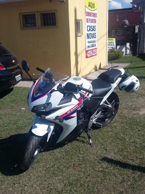 Honda CBR 500R (ABS) - Foto #1