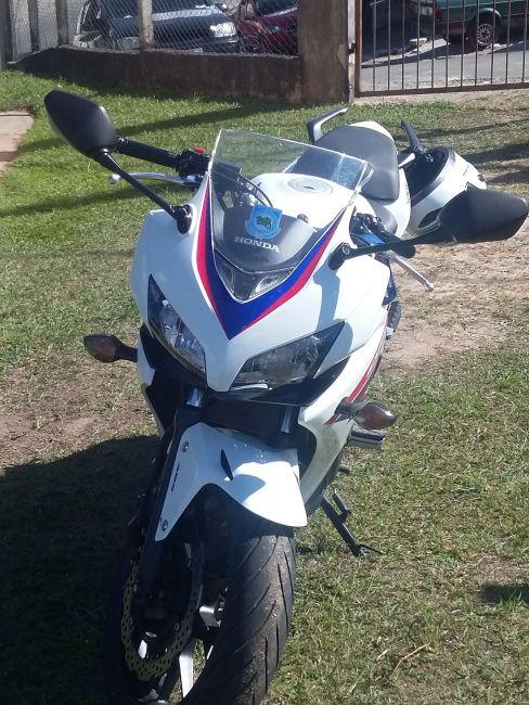 Honda CBR 500R (ABS) - Foto #2
