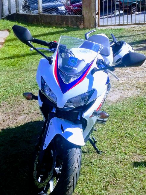 Honda CBR 500R (ABS) - Foto #3