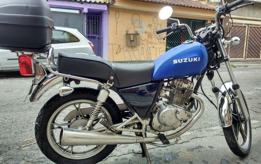 Suzuki Intruder 125 - Foto #3