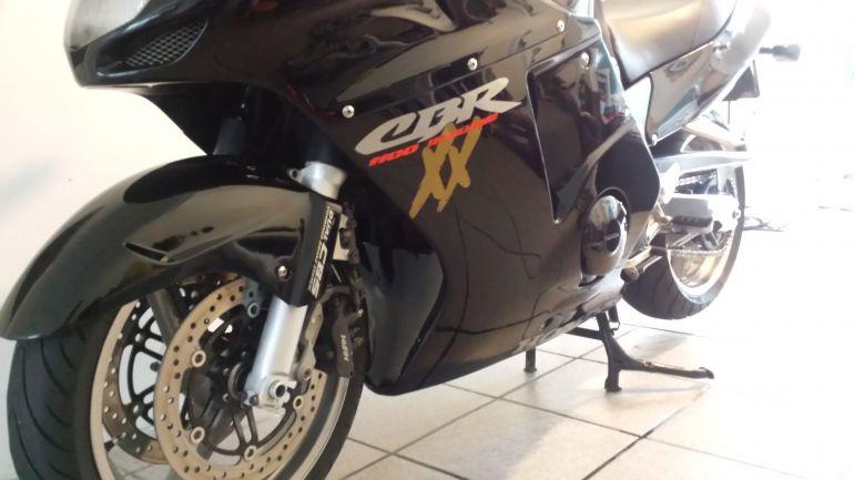 Honda CBR 1100 xx Super Blackbird - Foto #6
