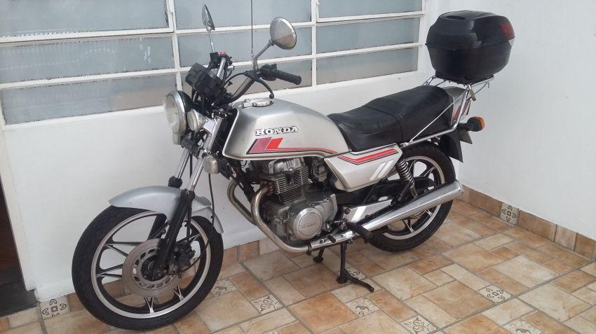 Honda CB 400 - Foto #6