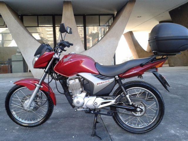 Honda CG 150 Titan ESD (Mix) - Foto #7