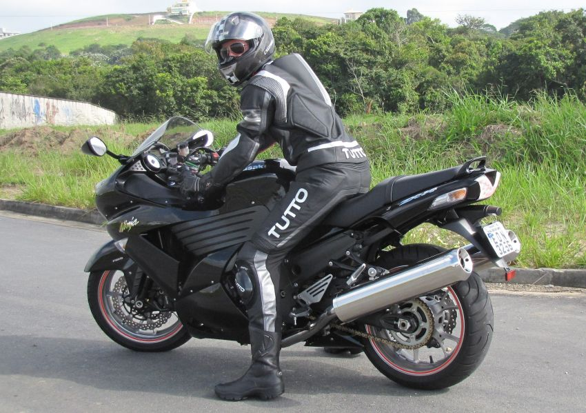 Kawasaki Ninja ZX 14R (ABS) - Foto #2