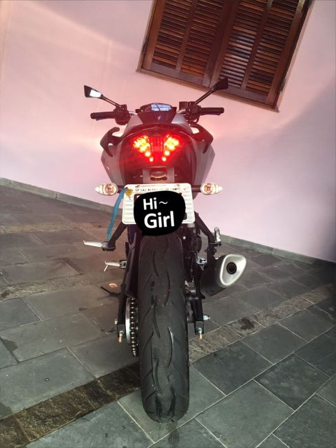 Yamaha MT 03 (660cc) - Foto #2