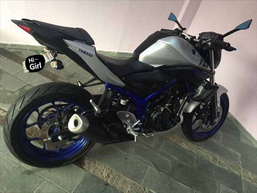 Yamaha MT 03 (660cc) - Foto #5