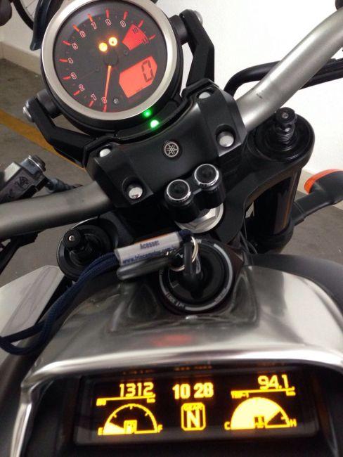 Yamaha V MAX 1700 - Foto #1
