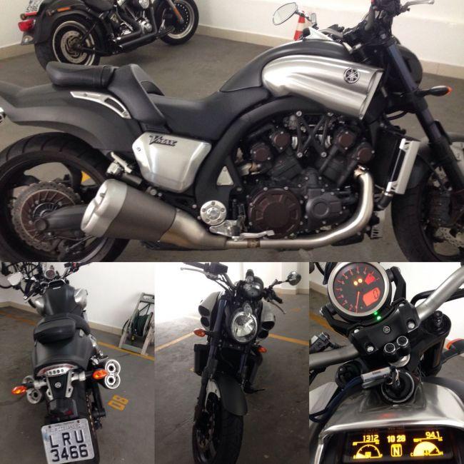 Yamaha V MAX 1700 - Foto #3