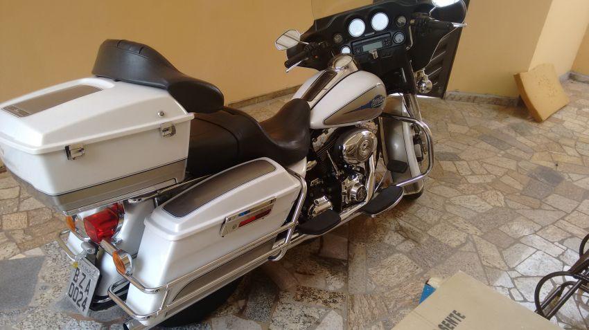 Harley-Davidson Electra Glide Ultra Fuel Injection - Foto #4