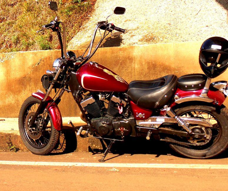 Yamaha XV 250 Virago - Foto #4