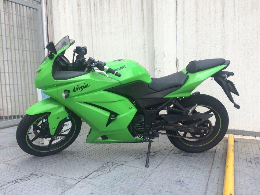 Kawasaki Ninja 250R - Foto #1