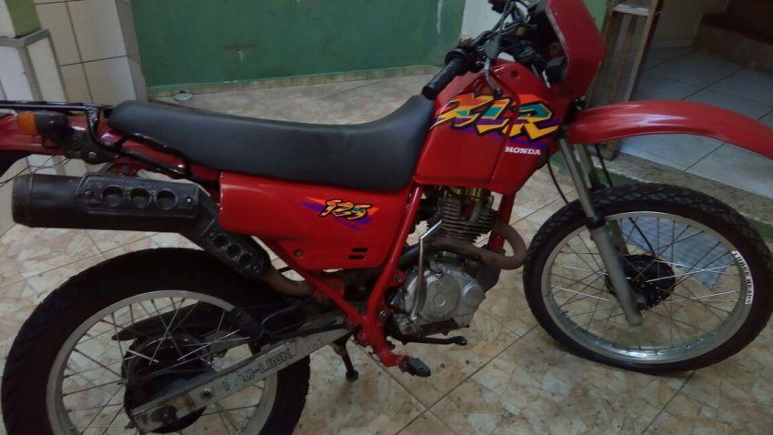 Honda XLR 125 - Foto #2
