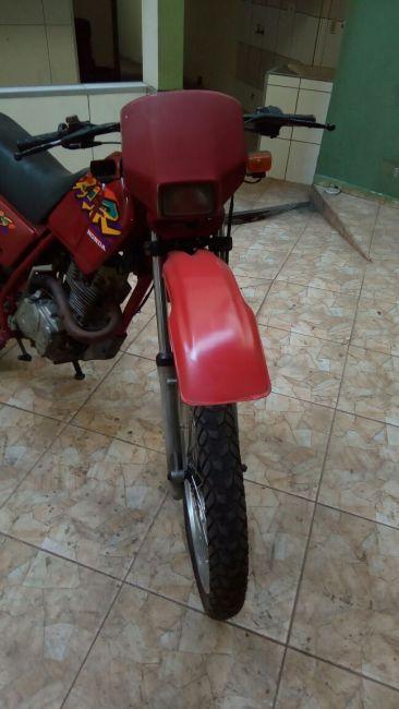 Honda XLR 125 - Foto #3