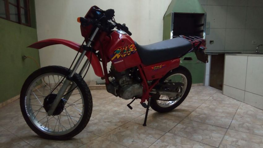 Honda XLR 125 - Foto #4