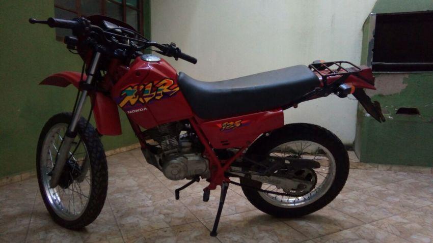 Honda XLR 125 - Foto #5