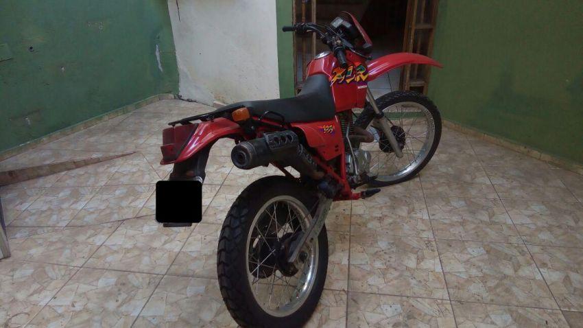 Honda XLR 125 - Foto #6