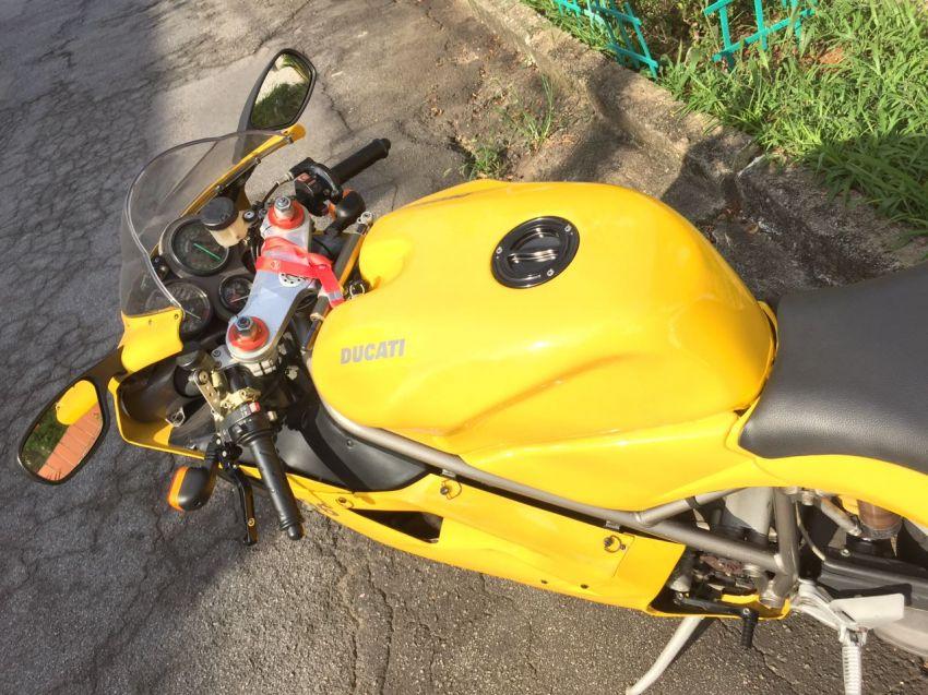 Ducati Superbike 996 - Foto #1