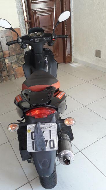 Garinni Gr 125T3 (125cc) - Foto #9