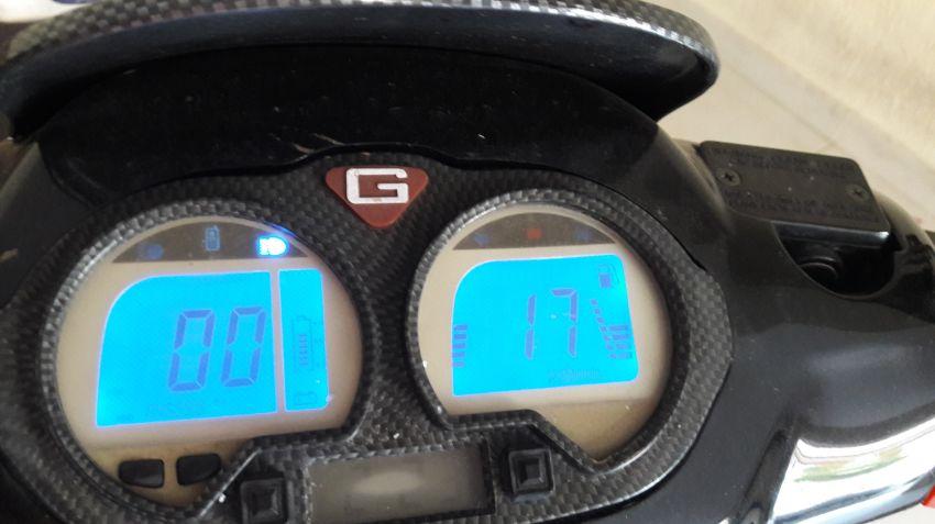 Garinni Gr 125T3 (125cc) - Foto #10
