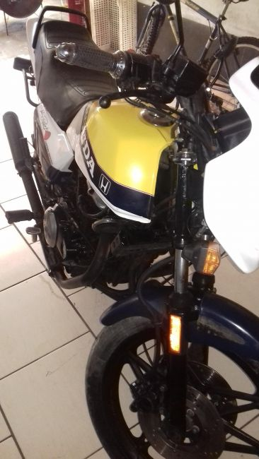 Honda CB 450 - Foto #3