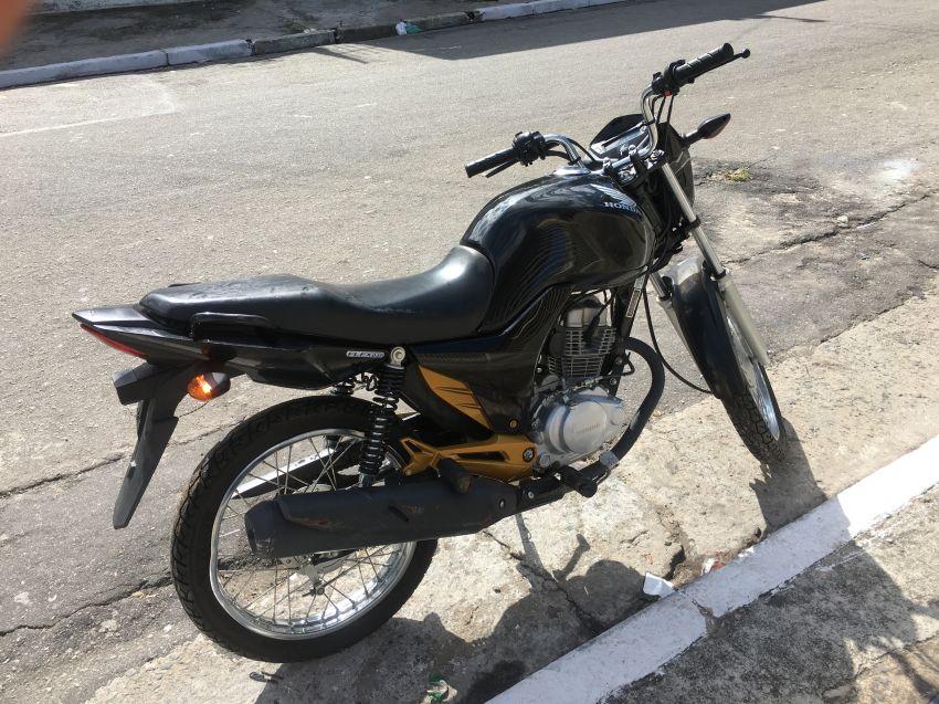 Honda CG 150 Start - Foto #6