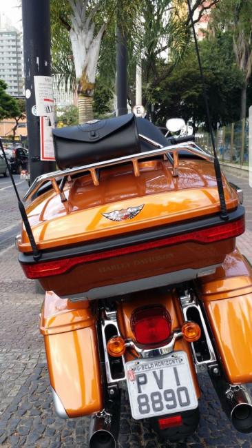Harley-Davidson Electra Glide Ultra Limited - Foto #3