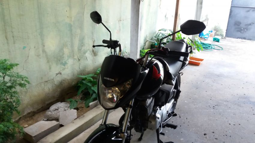 Honda CG 150 Titan ESD (Mix) - Foto #4