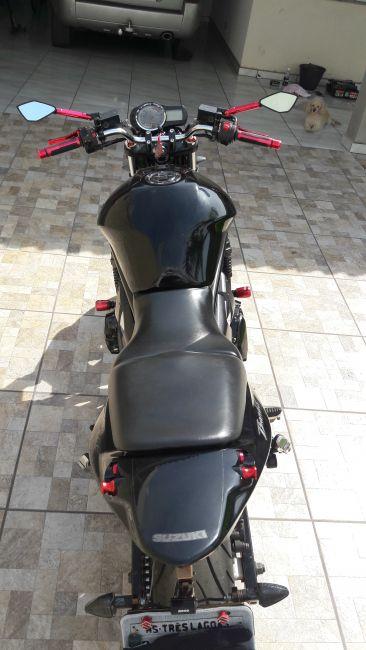Suzuki Bandit N 650 - Foto #4