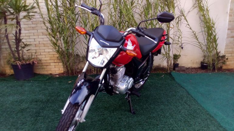 Honda CG 125 Fan - Foto #4