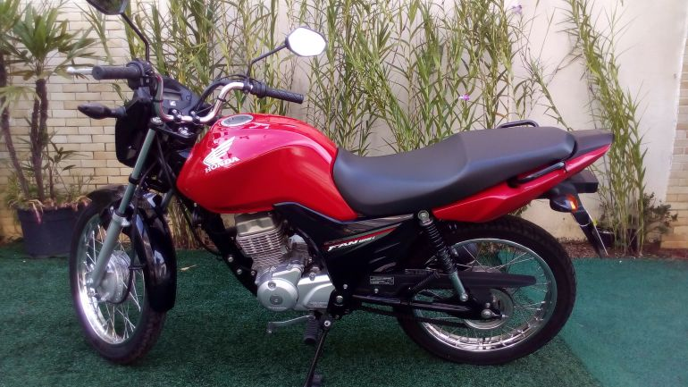 Honda CG 125 Fan - Foto #5