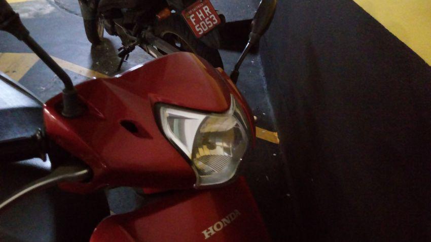 Honda Lead 110 - Foto #1