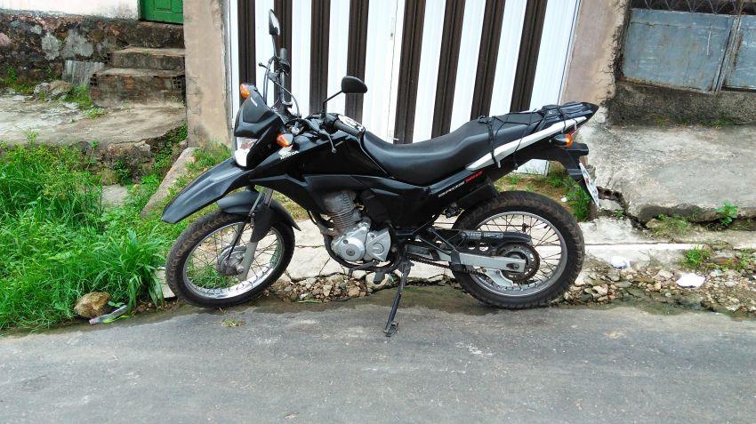 Honda NXR 160 Bros ESD