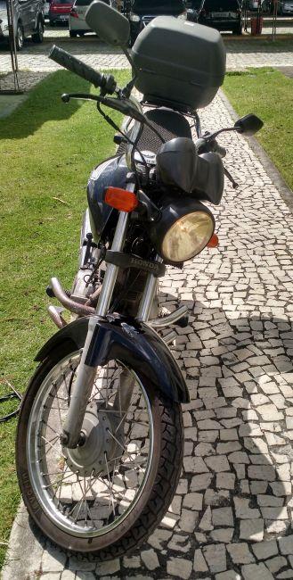 Honda CG 150 Titan KS - Foto #8