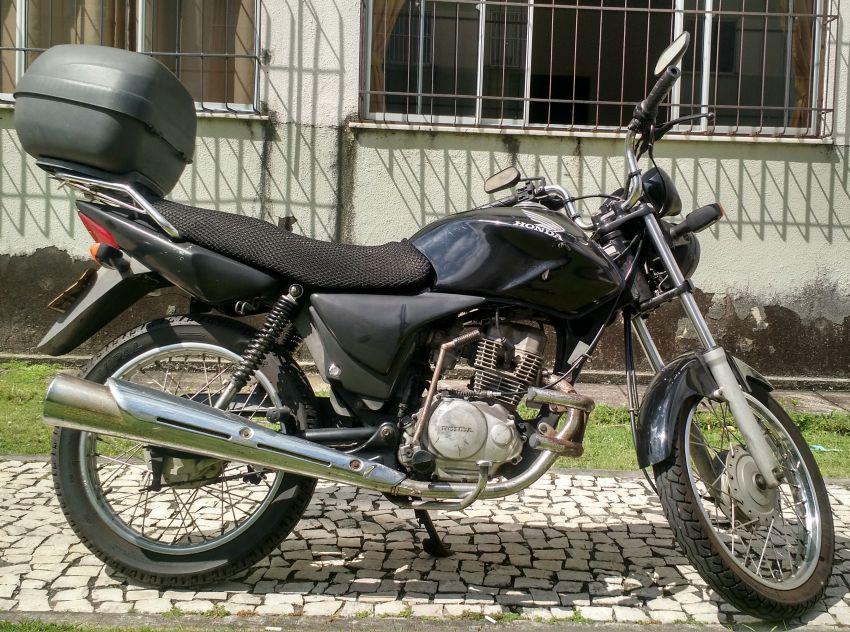 Honda CG 150 Titan KS - Foto #9