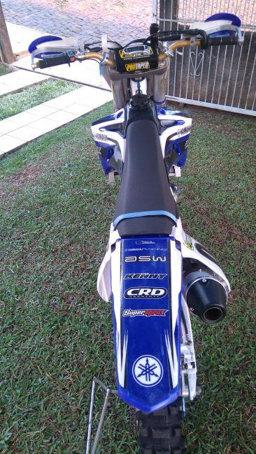 Yamaha YZ 250F - Foto #3