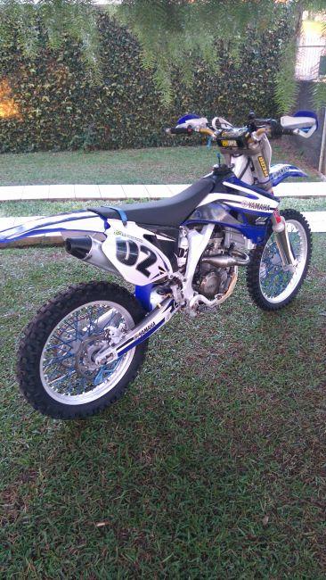 Yamaha YZ 250F - Foto #4