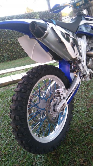 Yamaha YZ 250F - Foto #5