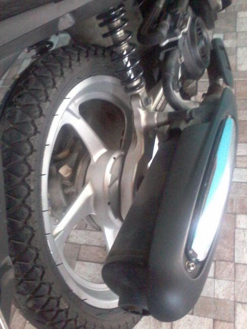 Yamaha Neo At (115cc) - Foto #2