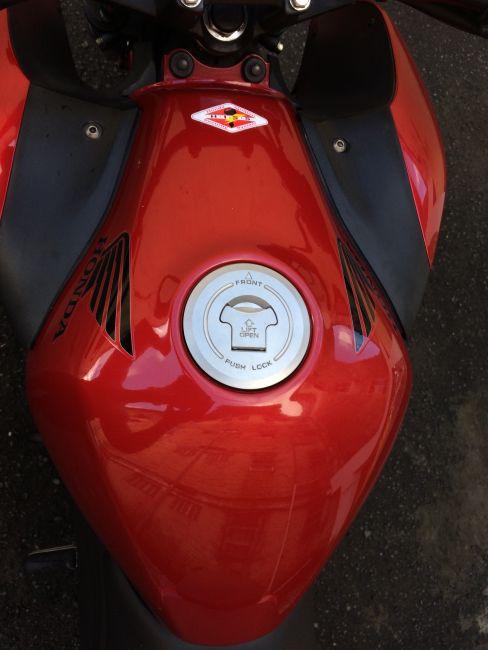 Honda CB 500F (STD) - Foto #10